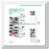 36 pair modern shoe racks design