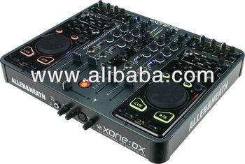 DX USB MIDI Controller with Serato Itch