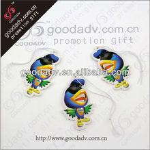 Made in China Lasting and fresh air cartoon Auto air freshener