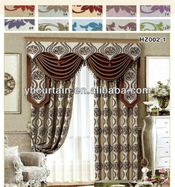 residence valance drapery curtain