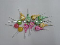 BBJ-II Ball lollipop wrapping machine