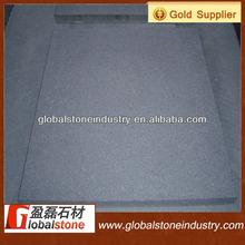 G684 con chorro de arena negro granito exterior azulejo de suelo