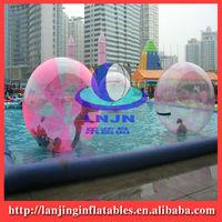 crystal snow globe water ball