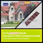 Galvanized Metal Roof Tiles Shingles For Sale