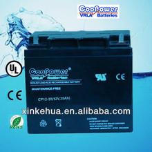 Lead acid/AGM / VRLA / SLA Battery 12v 33ah