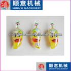 SD-8 plum syrup special shape/orange flavour plastic bag/pouch/sachet filling sealing machine