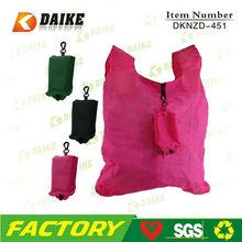 polyester bag, eco bag, reusable shopping bag DKNZD-452