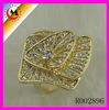 Bulk Wholesale Gold Napkin Ring Cheap