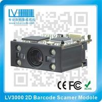 LV3070 nylon taffeta barcode label fabric scanner/readers