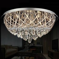 luxuary cristal chandelier lighting in dubai