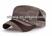 Unisex New Men's Cadet Military Visor Hat