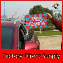 Custom Race Car Flag Wholesale Checkered Flags For Car (VCF1048)