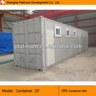 Prefabricated Flat House From China