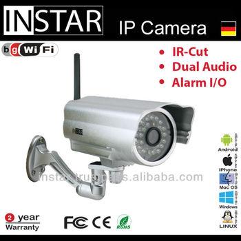 INSTAR IN-2905 Wlan IP Camera Weatherproof