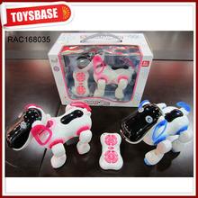 Remote control basketball dog toy