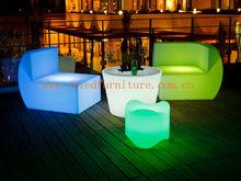 Sofa/Table Chairs used Bar Sofa/ Led Bar Sofa