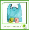 2014 nylon/polyester advertising shopping bag