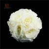 Elegant wedding decorative handicraft nylon fabric flowers making