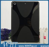TPU Tablet Smart Case For iPad Mini 2