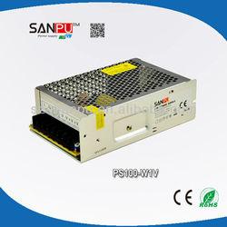 EN60950 safety standard 100w led driver 12v dimmable