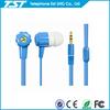 2013 New Plastic In-ear Earphone for Apple Earphones
