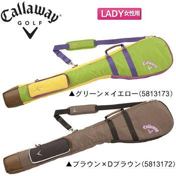 [2013 lady's club case] Golf Sunday club case