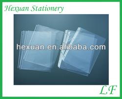loose-leaf a5 leather ring binder/loose-leaf ring binder