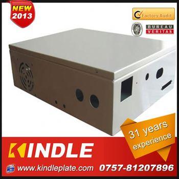 Kindle Professional Customize aluminum box with Good Quality ISO9001:2008