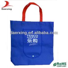 popular strong foldable non woven bag for shopping
