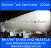 Ethylene Tank Semi-Trailer - 20Cbm