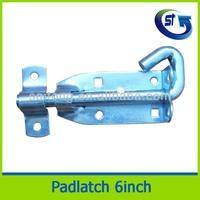 """4"""", 6"""", 8"""" paddle latch / long latch lock"""