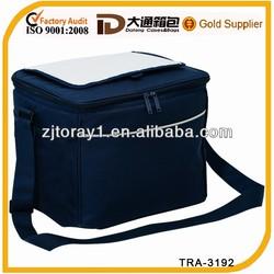 fashion plastic lined cooler bag