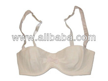 Latest Offer on Bandeau Balconette Bra - Dew
