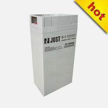 OEM accepted solar battery backup battery 2v