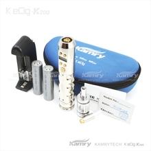 Newest huge vapor various voltages high end k200+ with big battery vaporizer