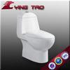 chaoan Haibo bathroom 1 piece toilet bowl accessories set prefab toilet bathroom