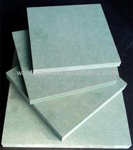 Venda quente! Raw / Plain placa MDF melamina de alta resistente à umidade MDF