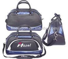 Custom golf leather caddy bag
