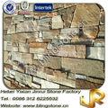 bege ardósia decoração pedra natural paredes interiores