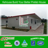 Economical modern design easy assemble prefab house low cost price