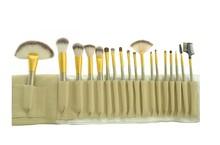 beauty needs makeup brush set,best nylon 18pcs brush set