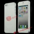 Für iphone 5s kunststoffkoffer! #ip5- 4221b# neue ultradünnen transluzenz hart rückseitige cover für iphone 5 5. 5g