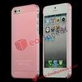 Für iphone 5s kunststoffabdeckung! #ip5- 4221b# neue ultradünnen transluzenz hart rückseitige cover für iphone 5 5. 5g