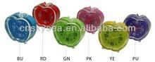 Mini apple shape alarm clock, desk clocks