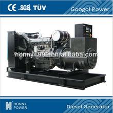 US Diesel Silent Generator 400 kVA