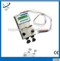 Manómetro de vacío de calibración, bloque calibrador calibrador, sensor de presión de calibración