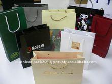 Handmade customized paper wedding gift bag wholesale