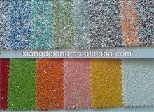 High quality Glitter Vinyl Leather for handbags