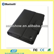 professional leather case screen guard for ipad 5