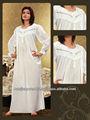 السيدات عربية ثوب/ بنتالفساتين بالاضافة الى حجم ثوب النوم/ جديد العباءة